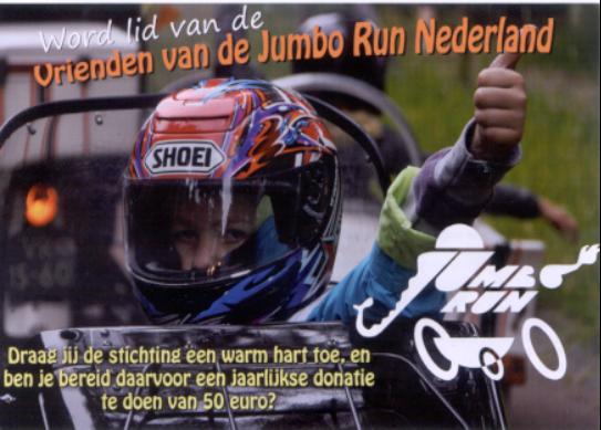 Vrienden van de Jumbo Run Nederland